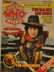 Dr Who Weekly #8